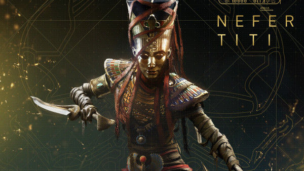 Nefertiti From Assassin S Creed Origins Hd Wallpaper Game 4k