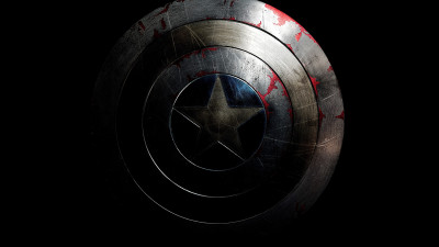 The shield of Captain America