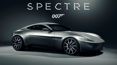Aston Martin DB10 007 Spectre car