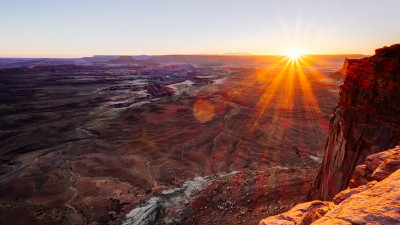 Canyonlands National Park view