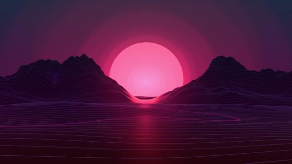 2048x2048 Serene Sunset Ipad Air Hd 4k Wallpapers Images: 4K Desktop Wallpapers 3840x2160, HD Image