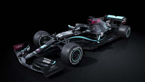 Mercedes AMG F1 W11 EQ Performance 2020