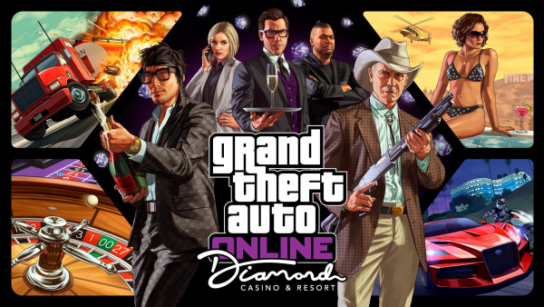 GTA Online Diamond Casino Resort