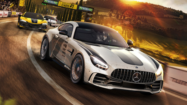 Project CARS 3   4K desktop wallpaper, HD screenshot