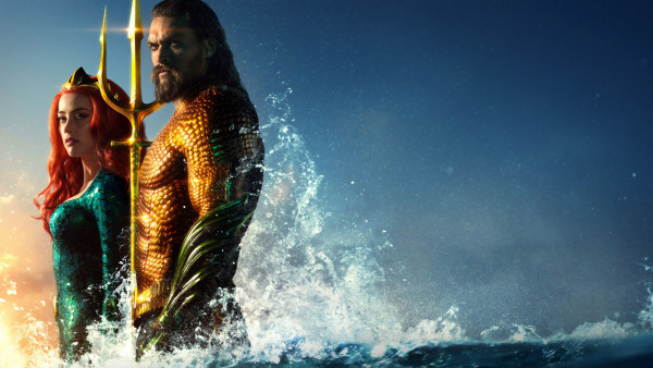 Aquaman New Poster 4k Hd Wallpaper 3840x2160 For Desktop Hd