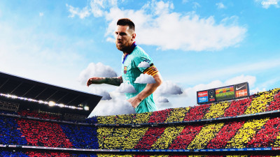 2 Leo Messi Hd Wallpapers Desktop Backgrounds 5k 4k Uhd