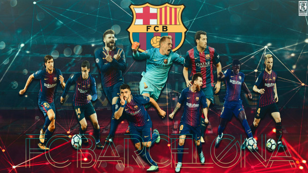 Fc Barcelona Hd Wallpapers 1920x1080 4k Uhd 3840x2160 Desktop Backgrounds Football Image Sports