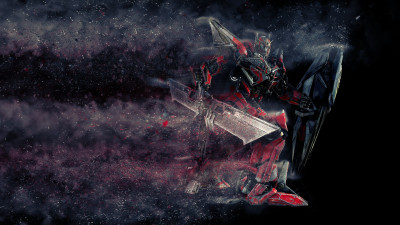 Sentinel Prime from Transformers