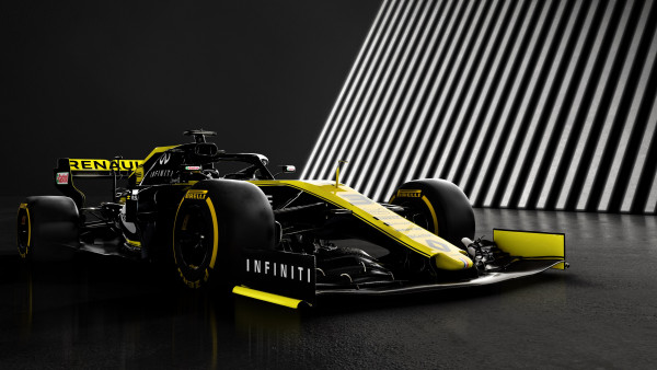 Renault F1 RS19