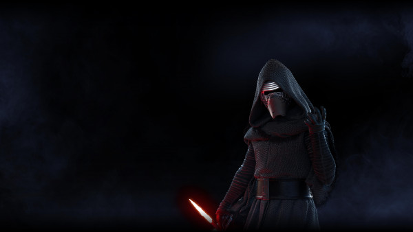 Kylo Ren from Star Wars Battlefront 2