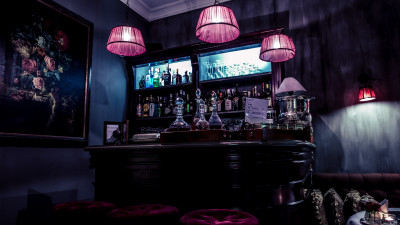 Interior bar design