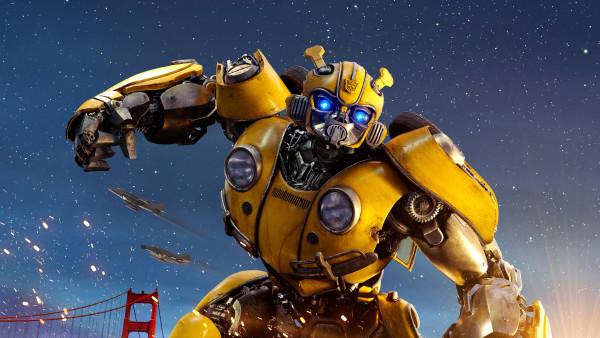 Bumblebee Transformers 4k Desktop Wallpapers 3840x2160