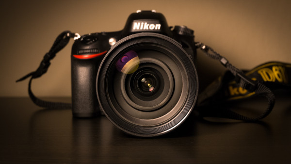 Nikon Dslr Camera Hd Wallpaper Pictures 4k Photos 3840x2160