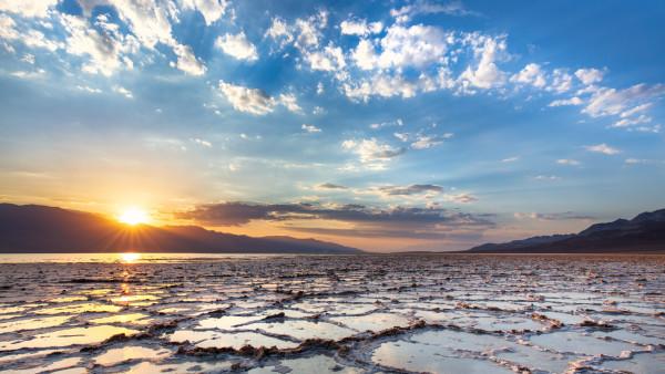 Salt Lakes | Photography 4K, HD, desktop wallpaper
