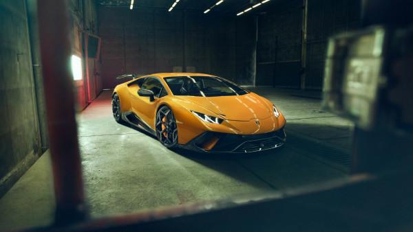 Lamborghini Huracan Novitec Perfomante Hd Wallpapers For Desktop