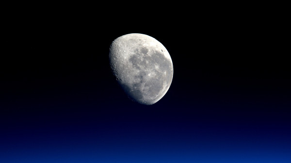 Our natural satellite: The Moon