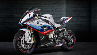 BMW S1000RR MotoGP Safety Motorcycle
