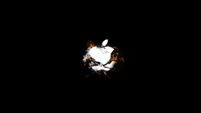 The Apple is on fire