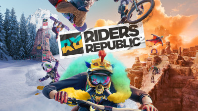 Riders Republic poster