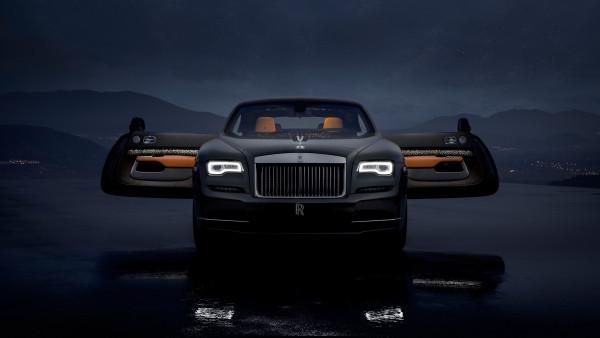 Rolls Royce Wraith Luminary Collection Hd Wallpaper 4k Desktop