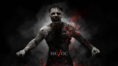 Hot digital art: Havoc