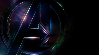 Logo of Avengers Infinity War