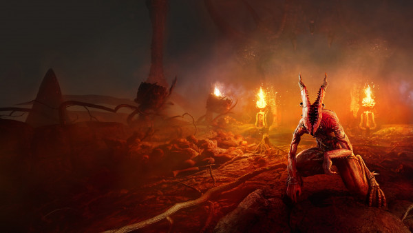 Agony, the video game