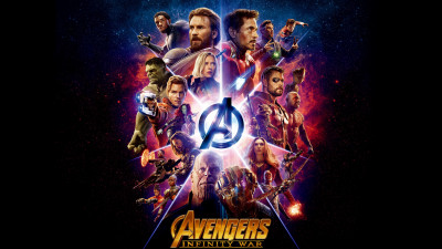 All the heroes from Avengers: Infinity War