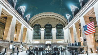 Grand Central Railway Station, New York