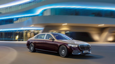 Mercedes Maybach S 580