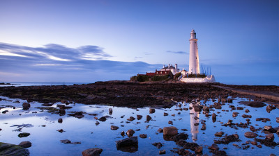 Saint Mary's lighthouse