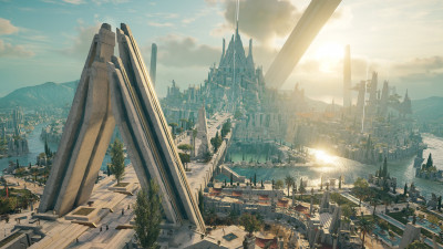 Assassin's Creed Odyssey Judgment of Atlantis