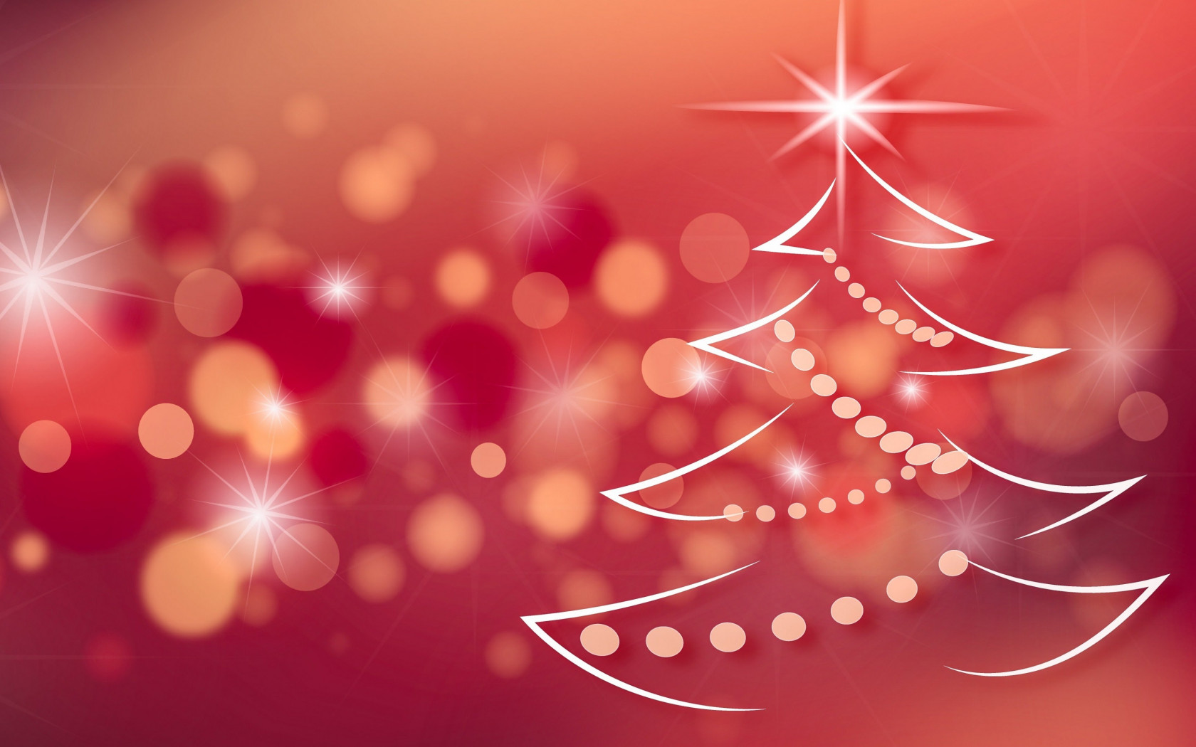 Download Wallpaper: Christmas Tree 1680x1050