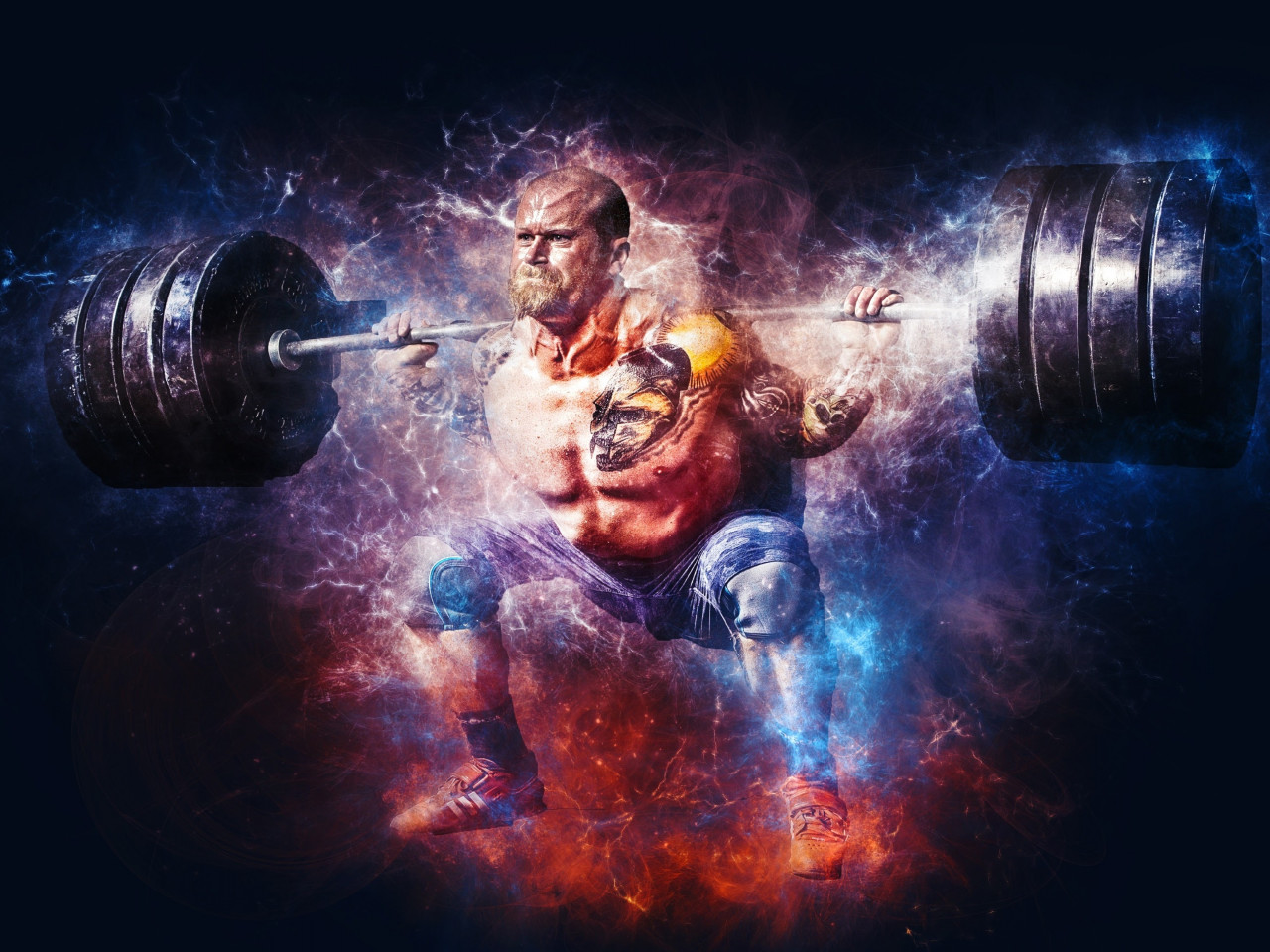 Bodybuilding wallpaper 1280x960