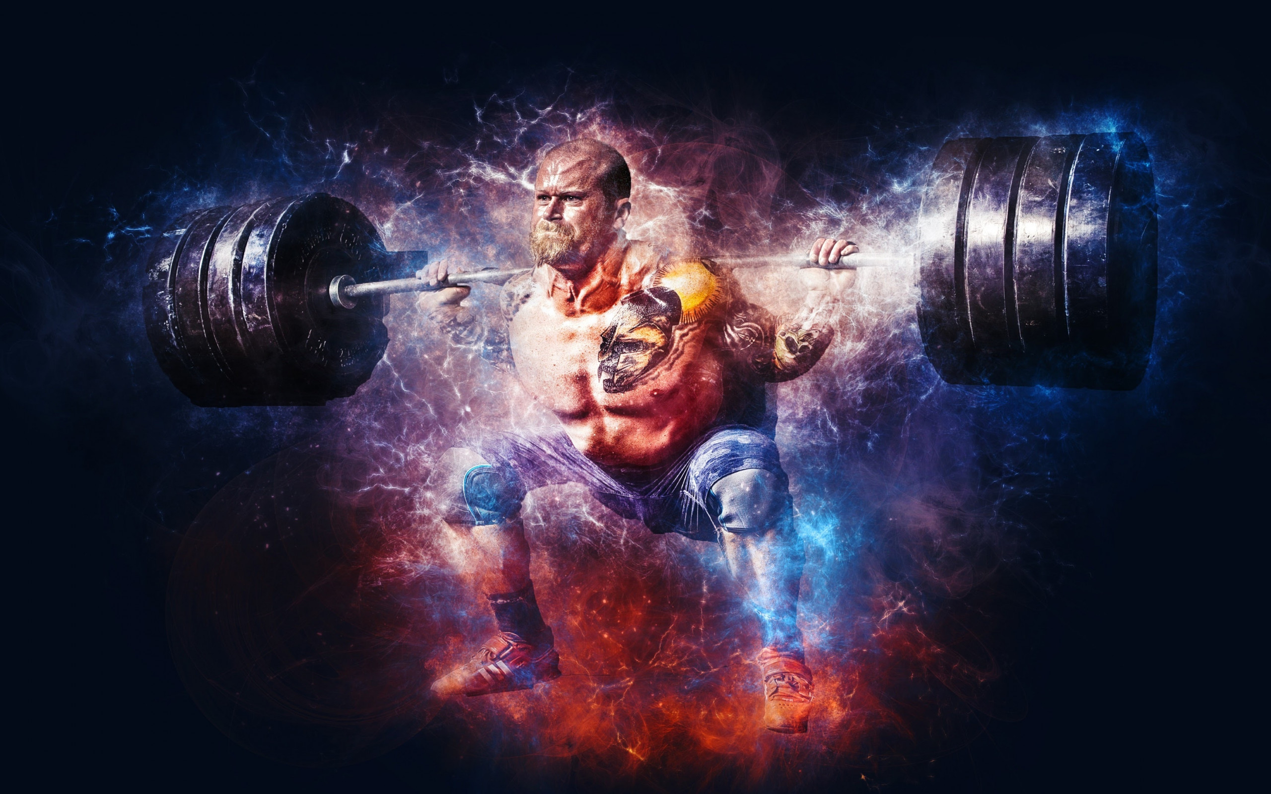 Bodybuilding wallpaper 2560x1600