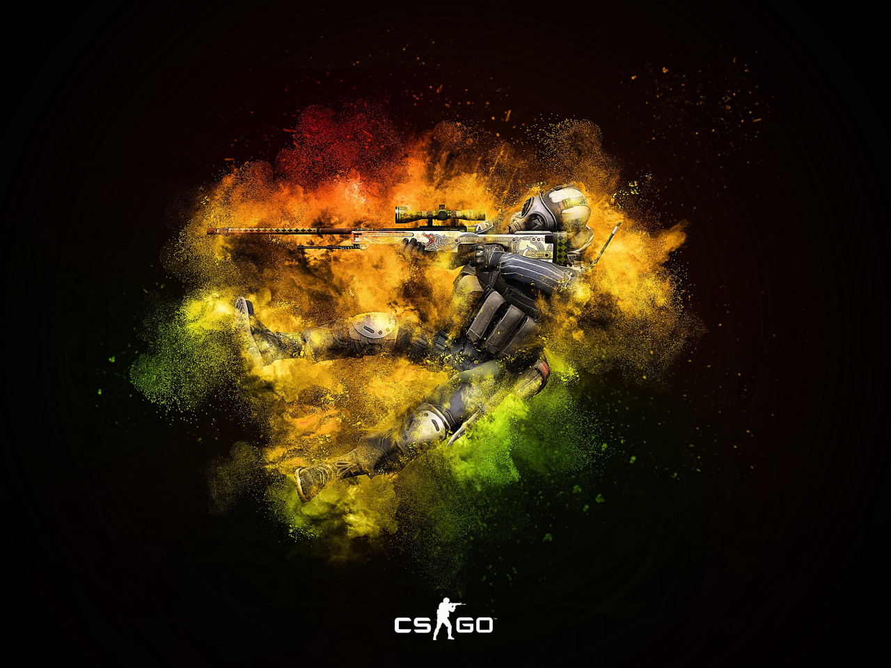 Counter Strike: Global Offensive wallpaper 1280x960
