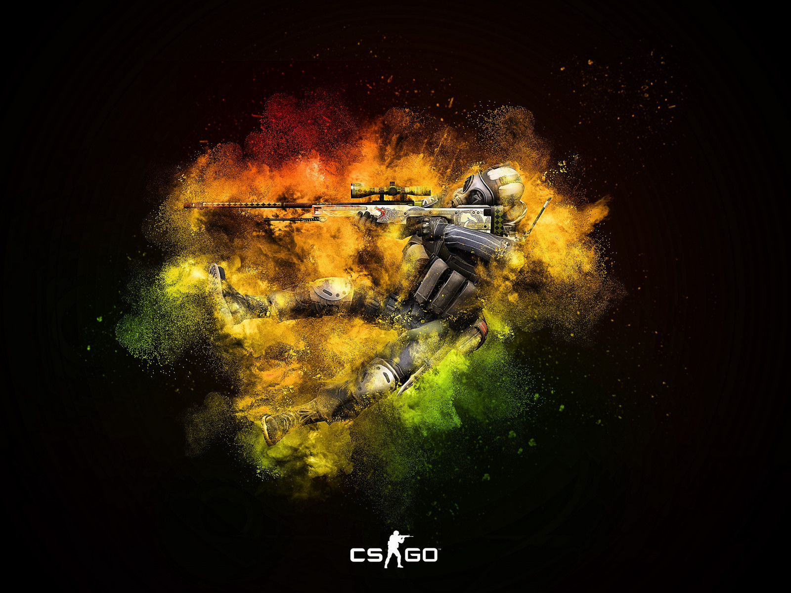 Counter Strike: Global Offensive wallpaper 1600x1200