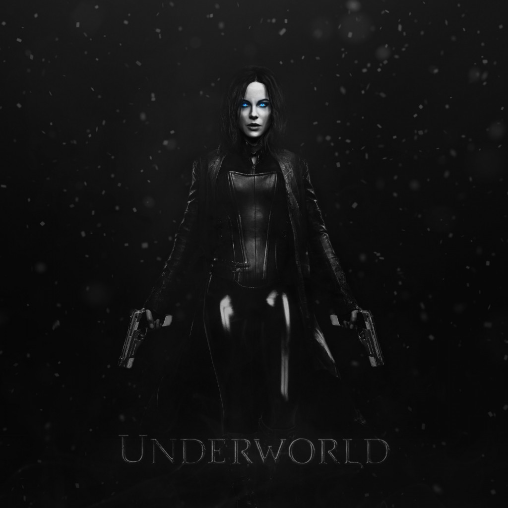 Selene From Underworld wallpaper 1024x1024