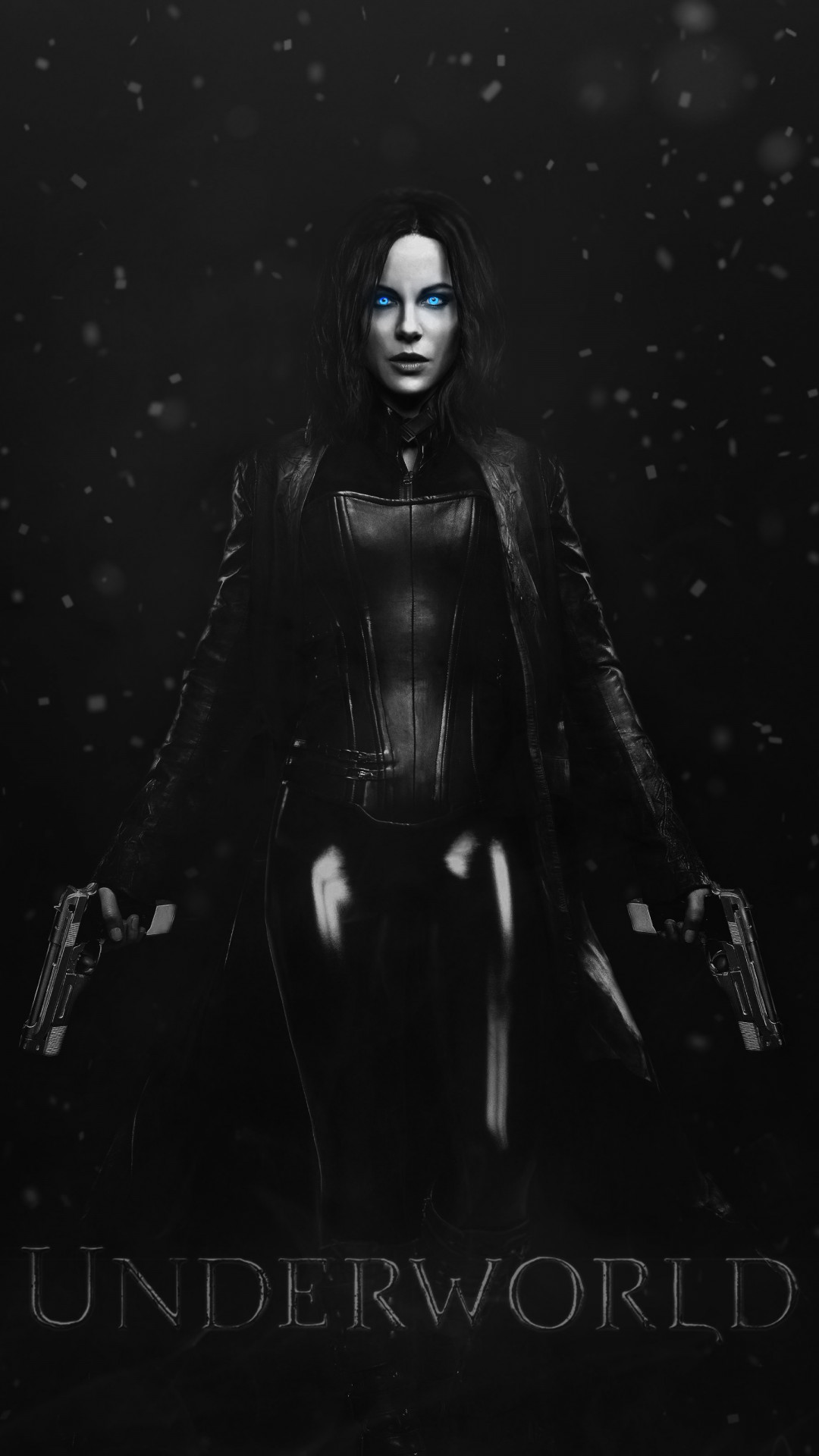 Selene From Underworld wallpaper 1080x1920