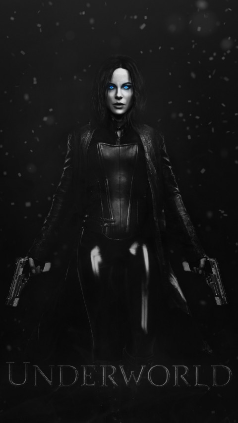 Selene From Underworld wallpaper 480x854