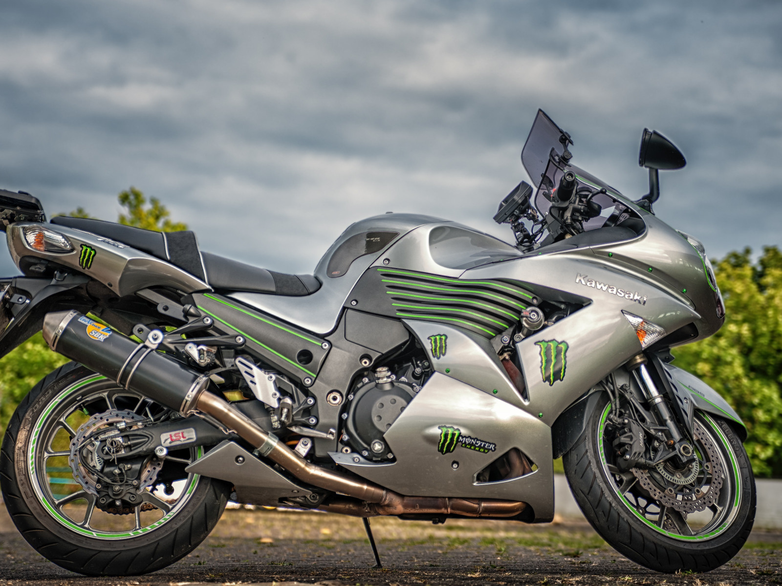 Kawasaki ZZR1400 | 1600x1200 wallpaper
