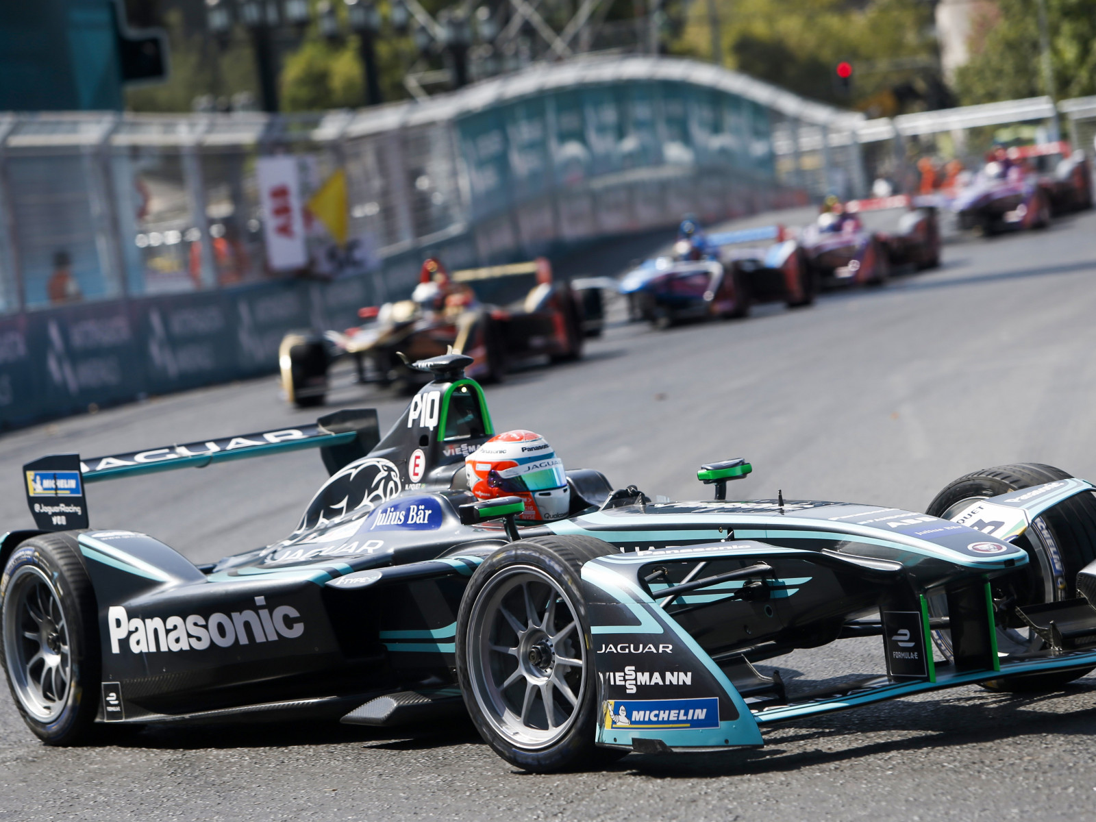 Panasonic Jaguar Racing | 1600x1200 wallpaper