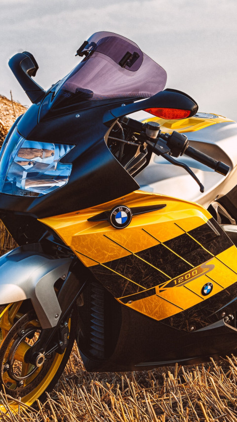 BMW Motorcycle K1200S | 480x854 wallpaper