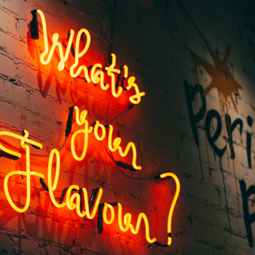 What is your flavour wallpaper 1024x1024