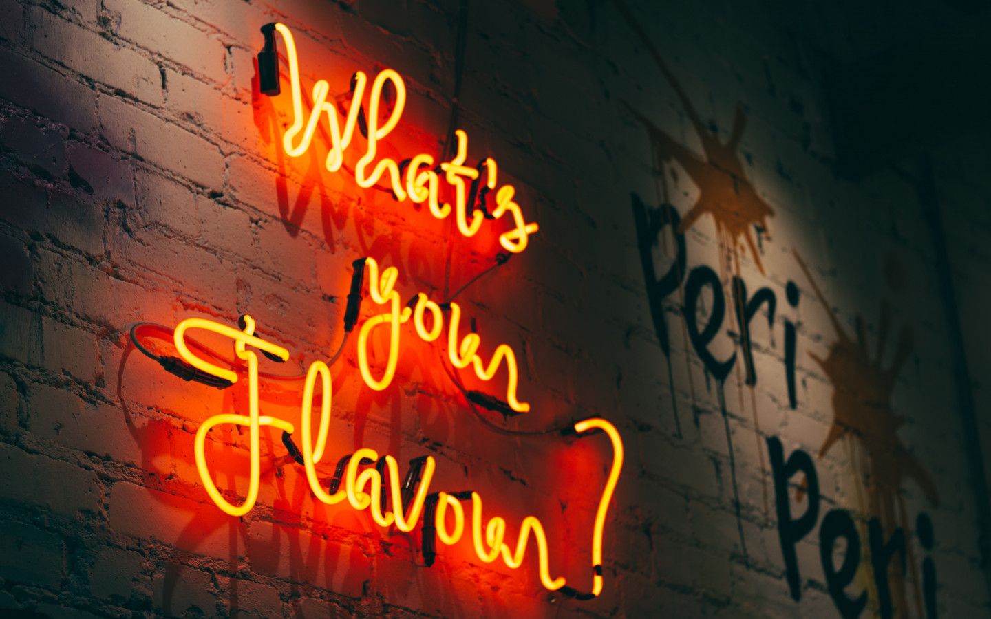 What is your flavour wallpaper 1440x900