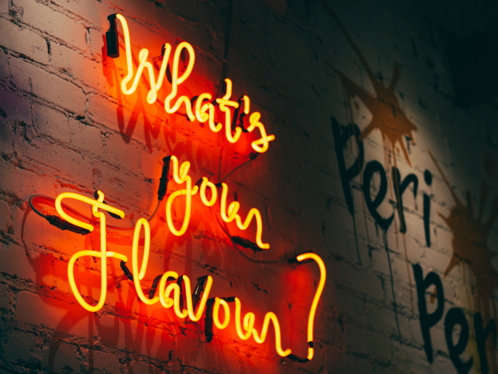 What is your flavour wallpaper 1600x1200