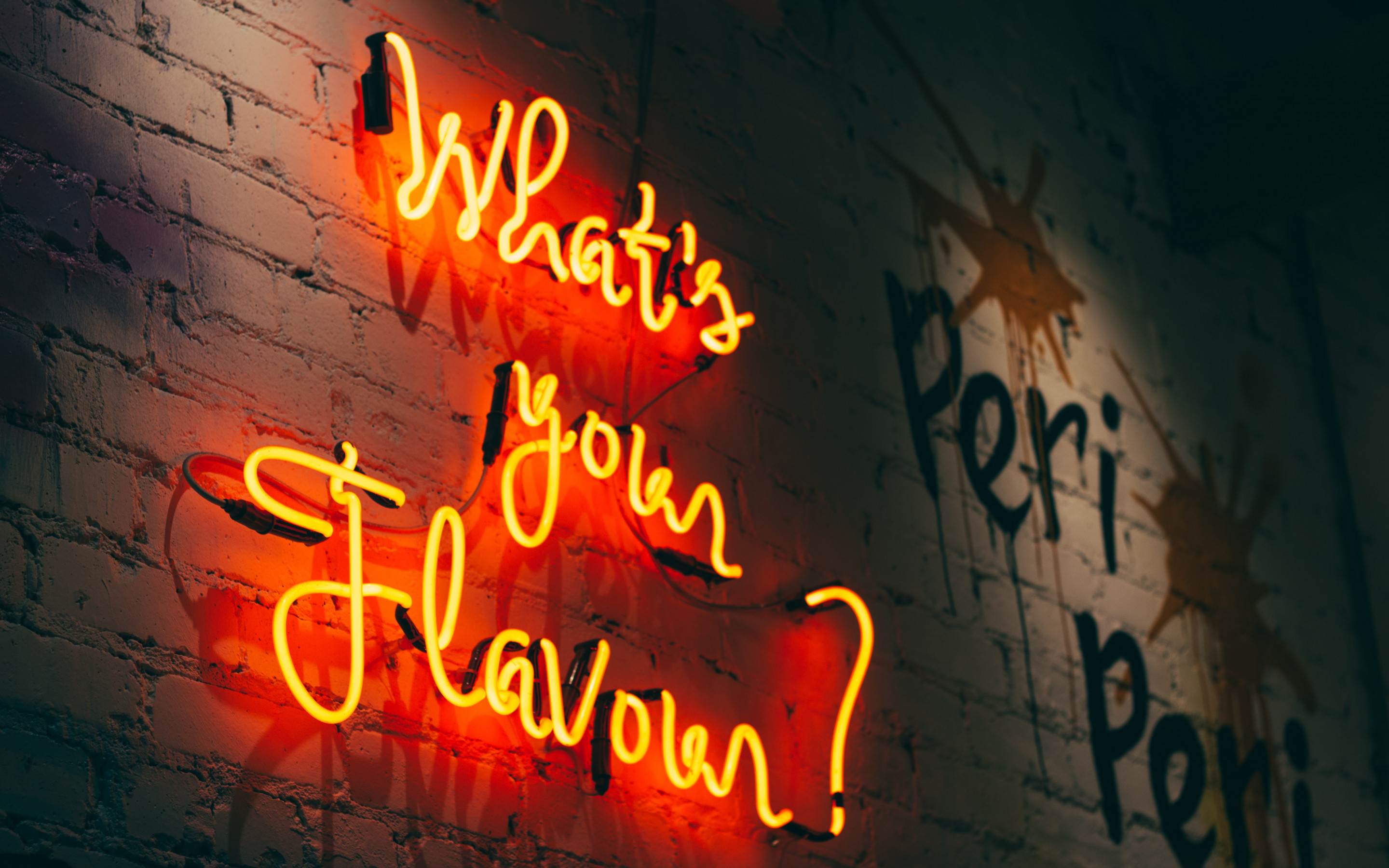 What is your flavour wallpaper 2880x1800