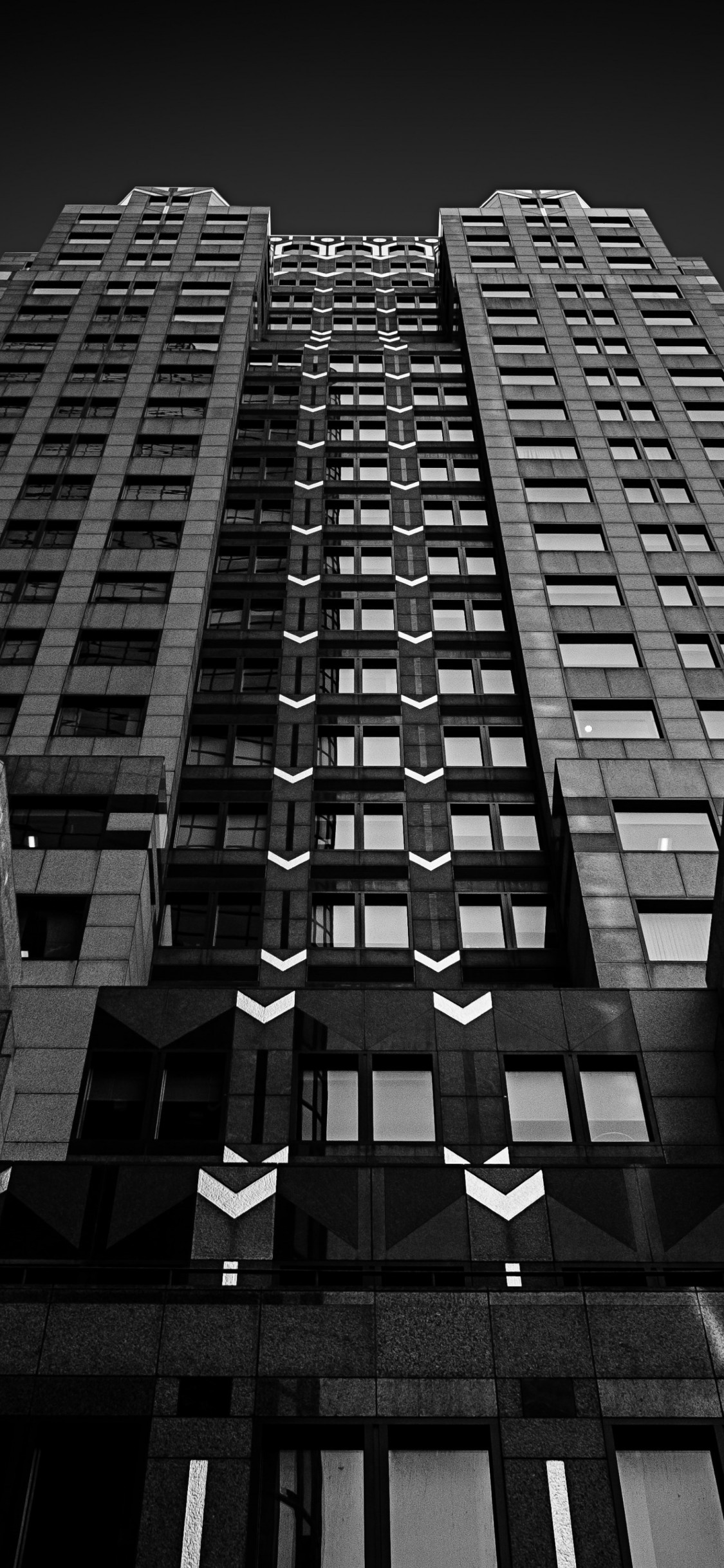 Urban Architecture wallpaper 1125x2436