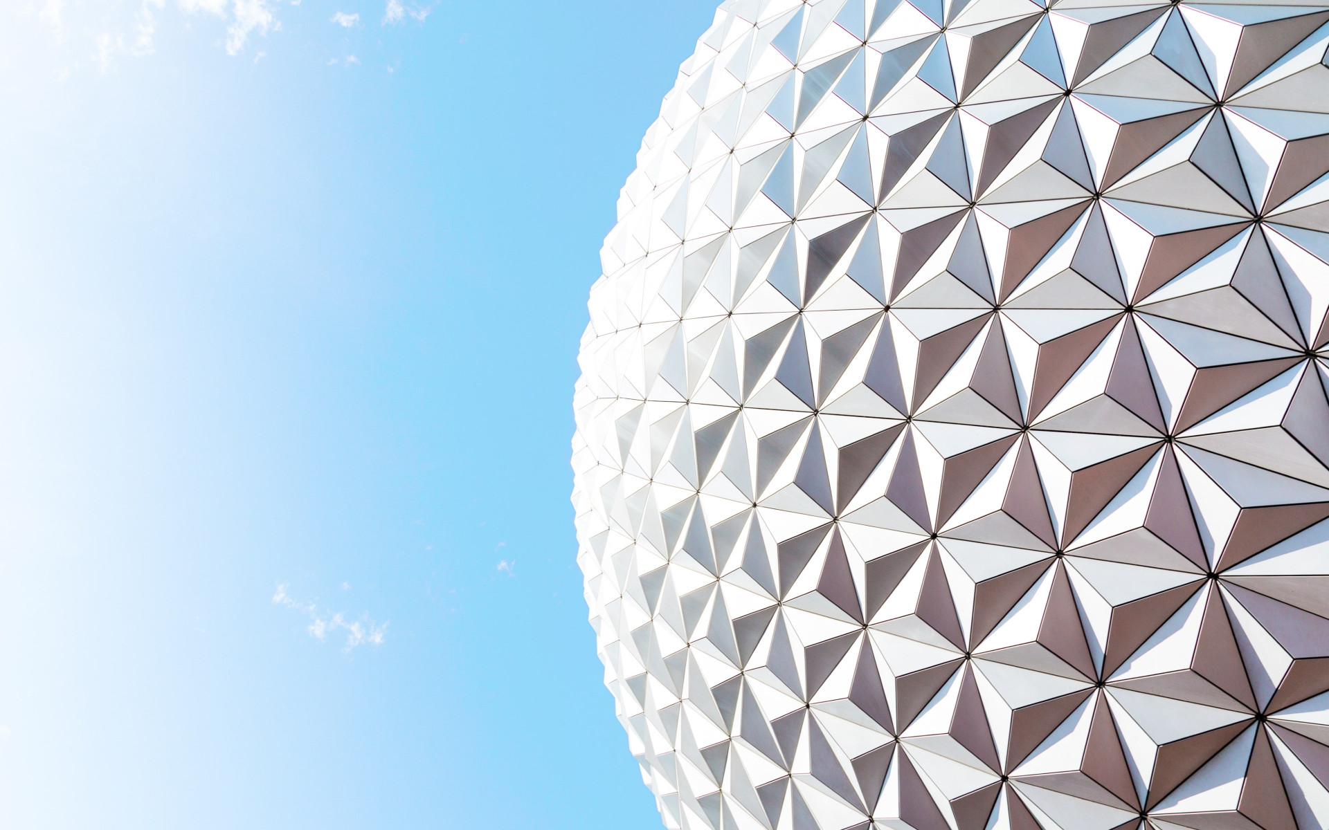 Urban Geometry, Disney World, USA wallpaper 1920x1200