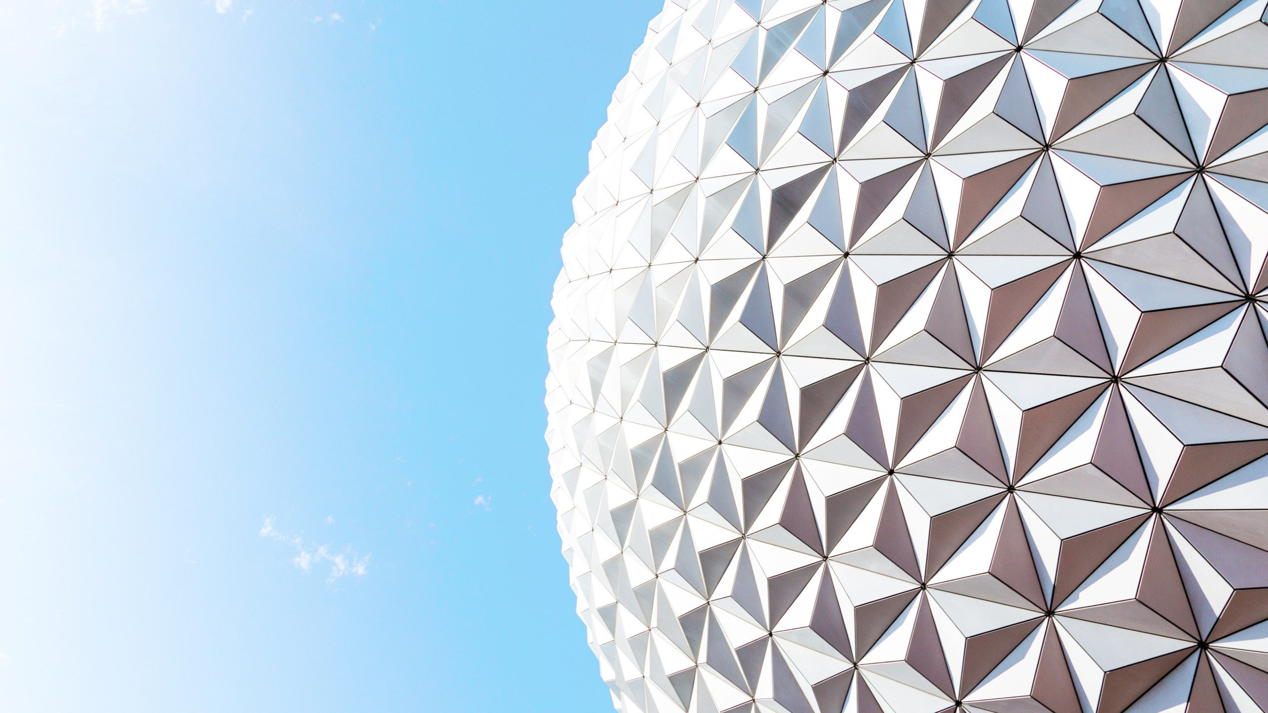 Urban Geometry, Disney World, USA wallpaper 2560x1440